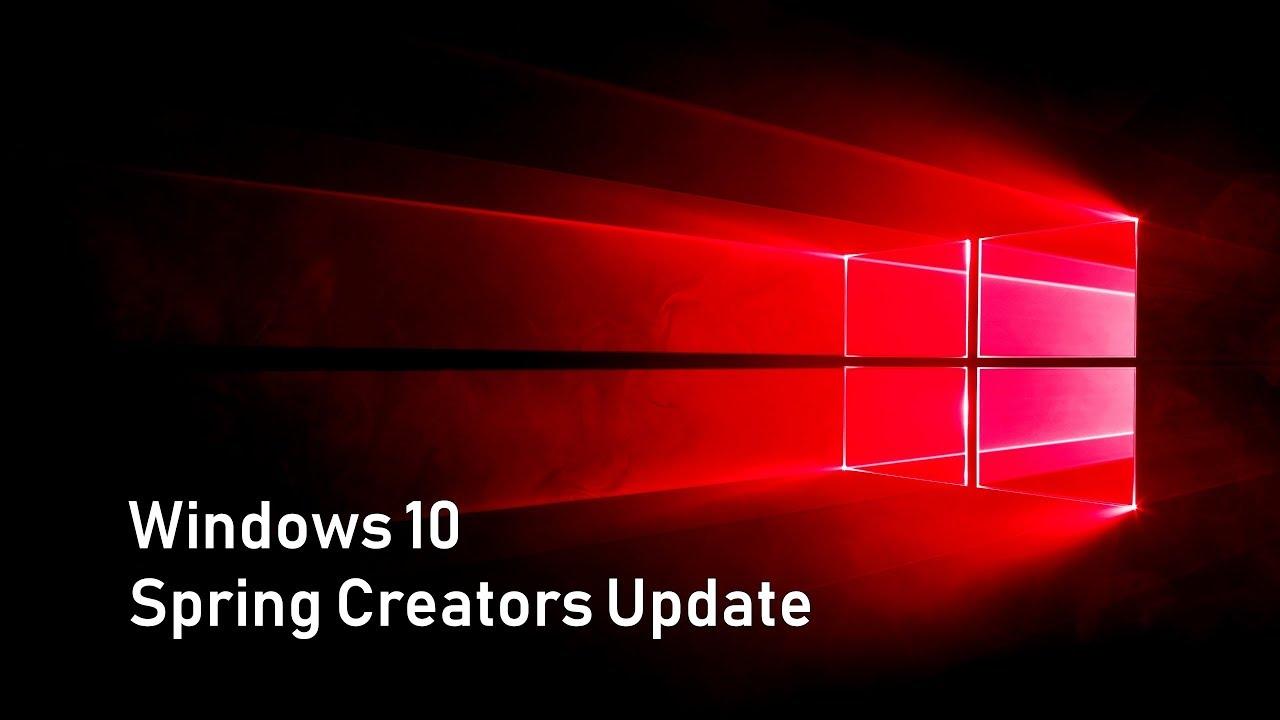 Afbeeldingsresultaat voor spring creators update