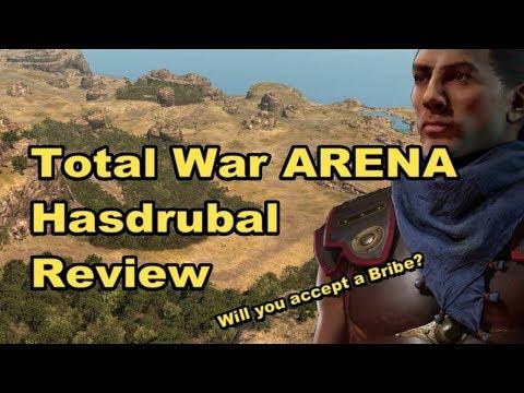 Total War ARENA: Hasdrubal Review