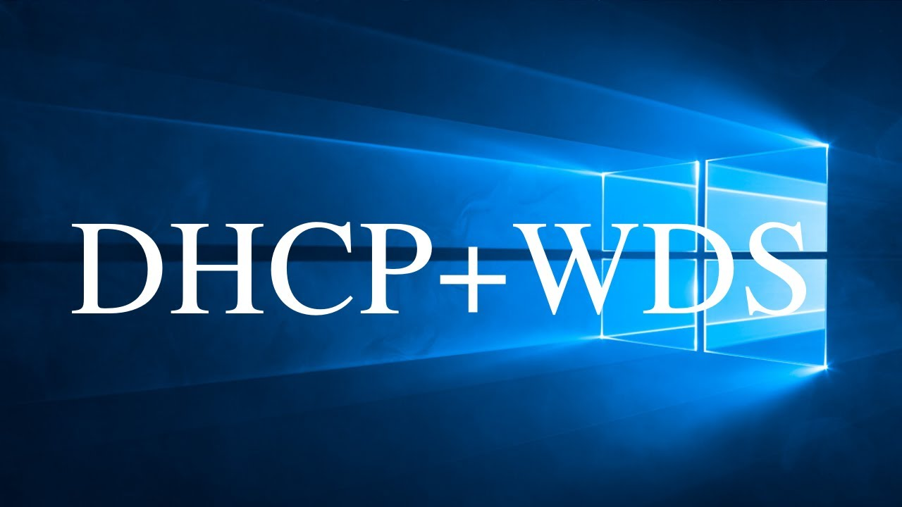 How to Install DHCP + WDS WIndows Server 2019 (Explained)