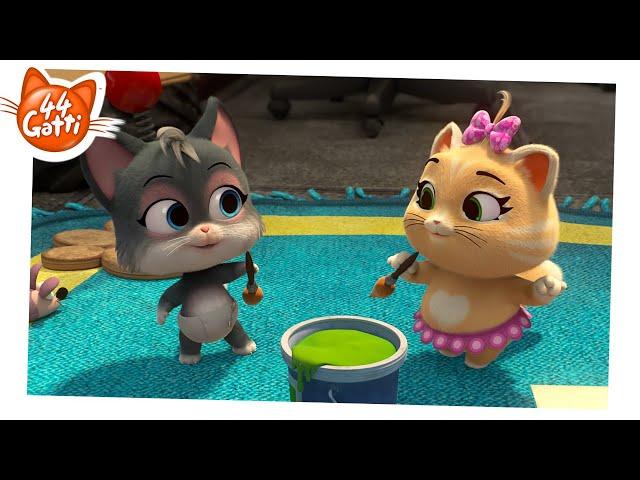 44 Gatti - serie TV | Il momento più gattastico dell'episodio 26 [CLIP]