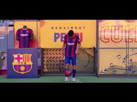 Download Pedri Gonzalez- The Now Genuis OF Barcelona ⚡Amazing Tech nique