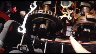 BEST BMW M54 M52tu M56 HOW TO SET Double VANOS timing THE EASY WAY