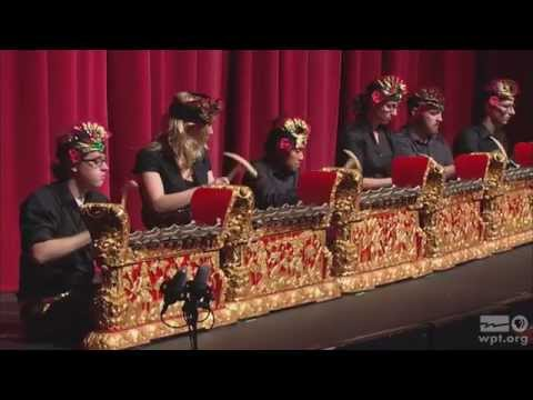 2013 Lawrence University Kaleidoscope - Gamelan Ensemble