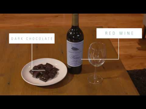Evening - Indulge - Dark Chocolate Vs. Red Wine