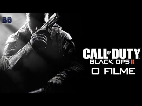 Call of Duty. Black Ops 2. O Filme Dublado