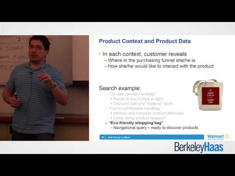 Esteban Arcaute: An Overview of the Role of Data Science in Retail