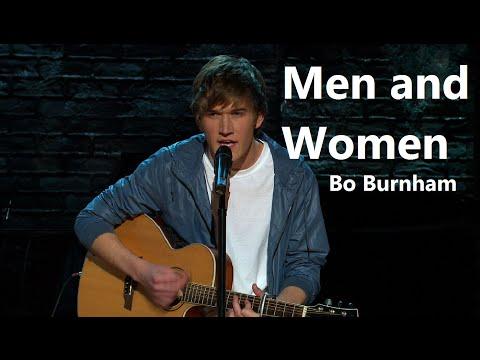 Men and Women w/ Lyrics - Bo Burnham