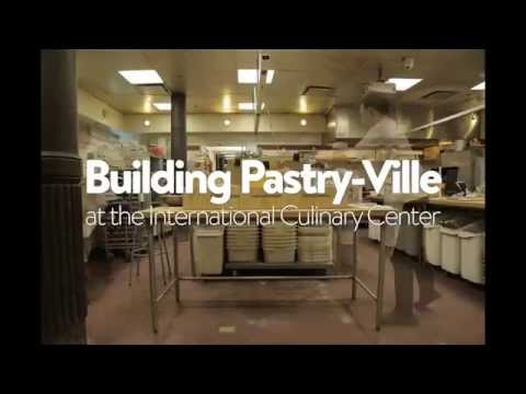 Behind the Scenes of Pastry-Ville at the International Culinary Center | Food & Wine