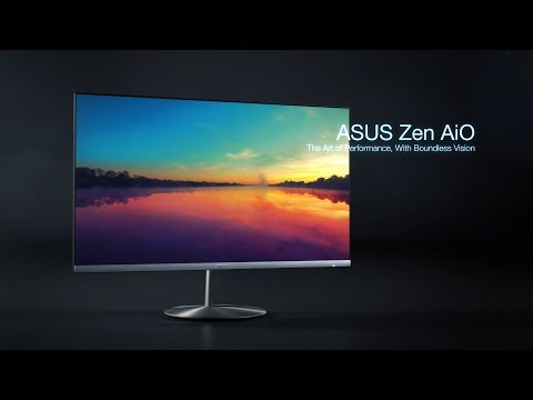 The Art of Performance, With Boundless Vision - Zen AiO ZN242 | ASUS
