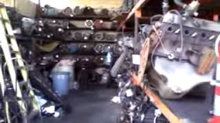 American and Japanese used engines & transmissions for sale (Los Angeles)