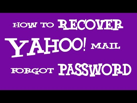 how to change my yahoo password on my phone