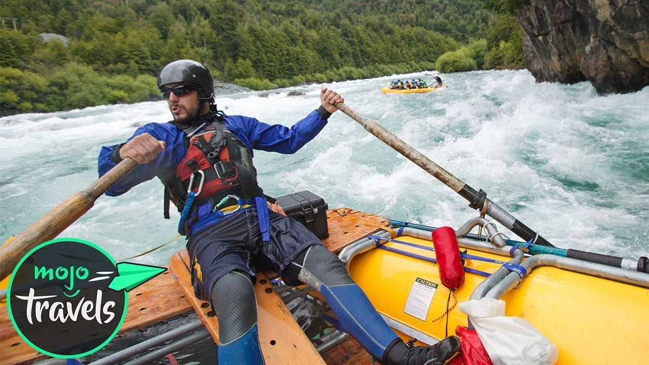 Top 10 Coolest River Rafting Destinations