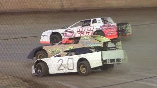 Street Stock Heat Two | Stateline Speedway | 8-19-17 thumbnail