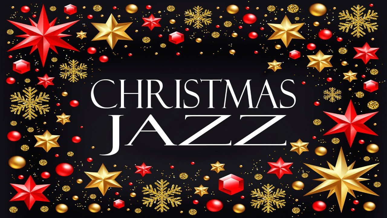 Christmas Songs JAZZ ☃️ Christmas Piano Instrumental Playlist - Christmas JAZZ - Jazz Collection