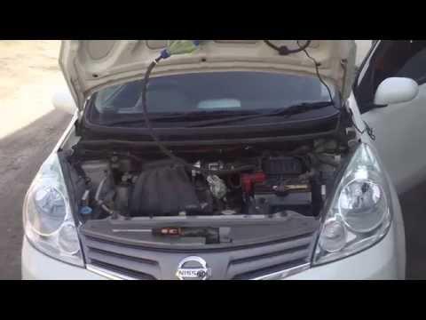 Читска форсунок Nissan Note
