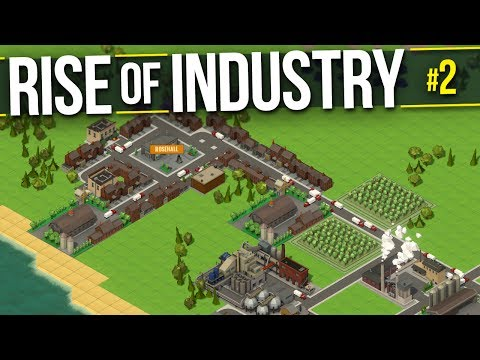Rise of Industry   PART 2   PETROCHEMICAL PROCESSING
