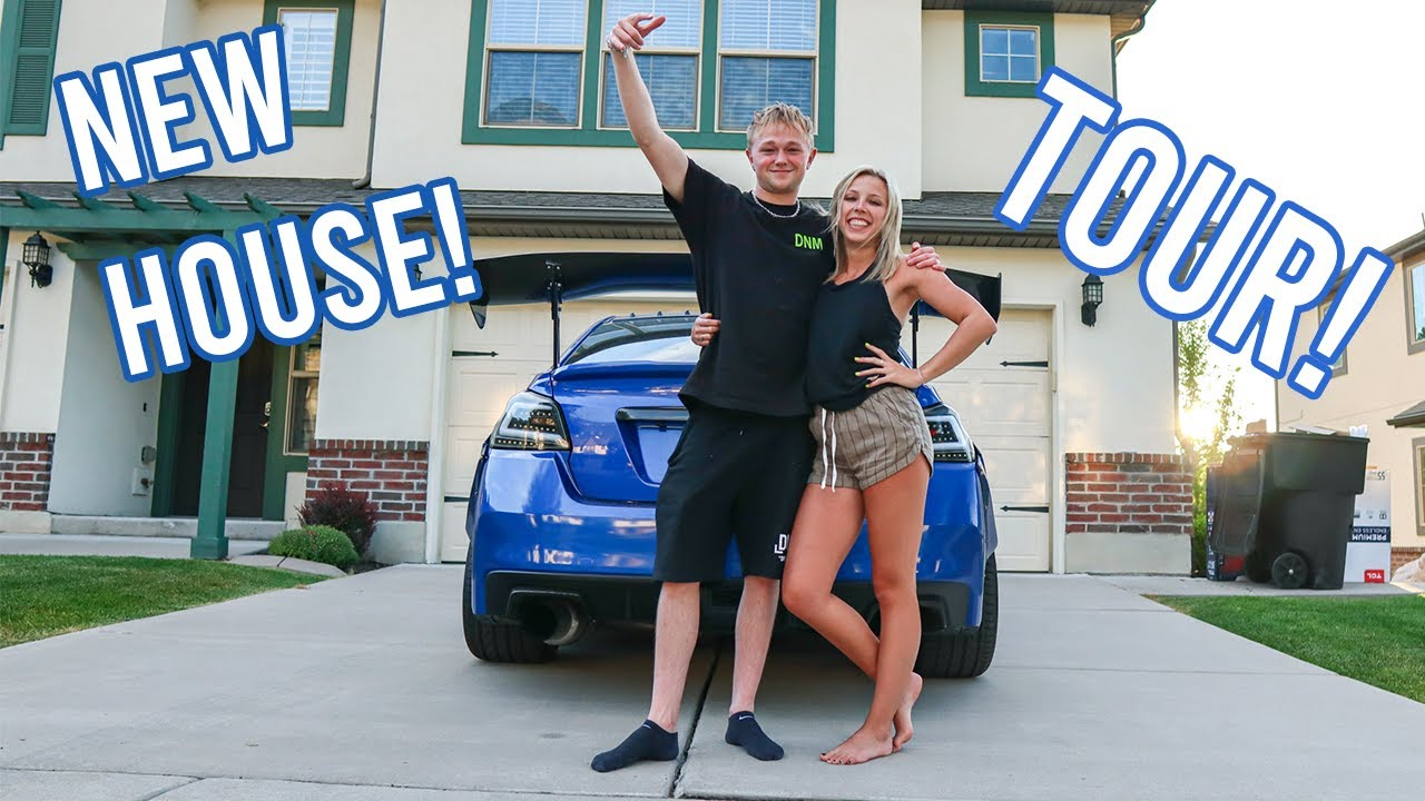 The New Subie Hype House Tour