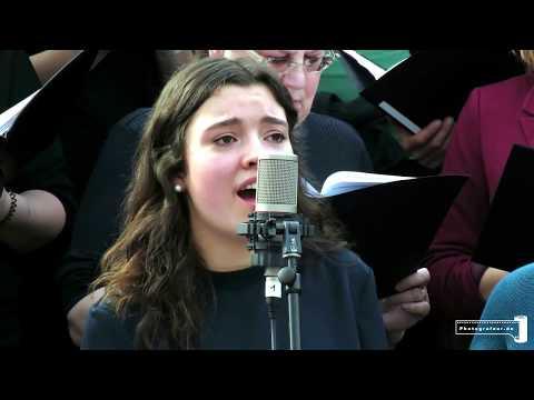 Marie Christine Brüning feat Buchmessechor Leipzig 2018 - Adiemus