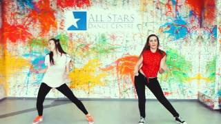 Fifth Harmony - Boss Jazz Funk by Vlada Krechko All Stars Workshop 05.2015
