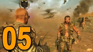 Black Ops 1 - Part 5 - S.O.G. (Let's Play / Walkthrough / Playthrough)