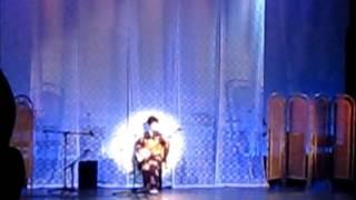 2015 11 27に開催された、第25回秋吉恵美本音コンサート 勝海舟演奏の様子.