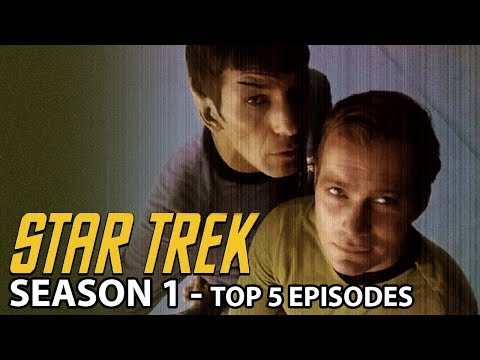The Best and Worst of 'Star Trek The Original Series' Season 1