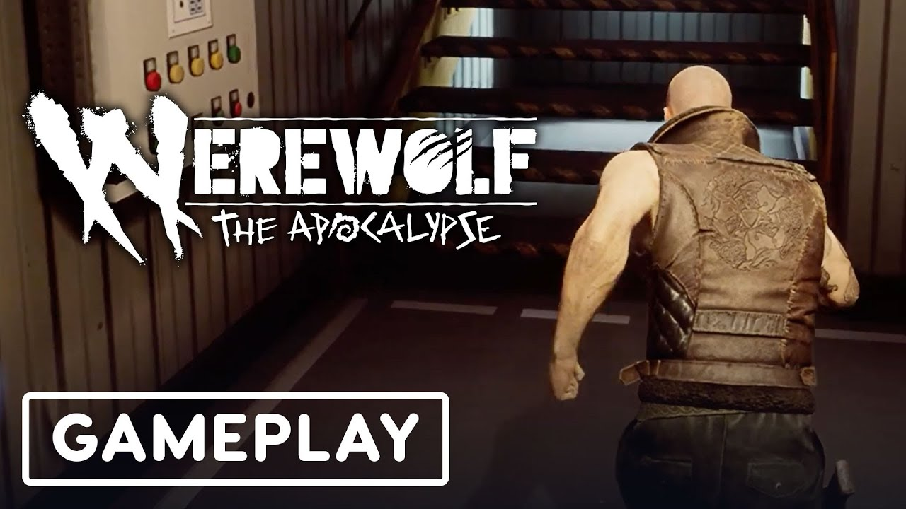 Werewolf: The Apocalypse Earthblood - Official Gameplay Overview Trailer