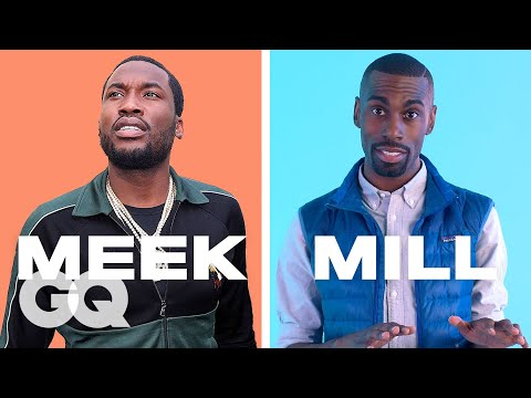 Why Was Meek Mill in Jail? | Truth Be Told With DeRay Mckesson | GQ