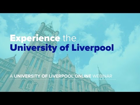 Experience the University of Liverpool with MBA graduate Kati McKeon
