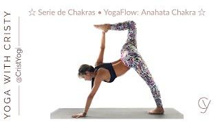 Serie Chakras / Dia 4 ☆ Anahata Chakra