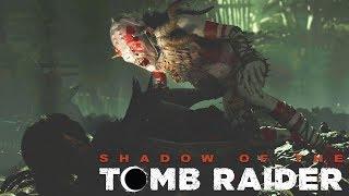 Spotkać POTWORA! | Shadow of the Tomb Raider [#8]