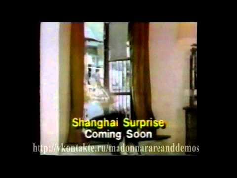 MADONNA 1986 - 'Shanghai Surprise' Promo