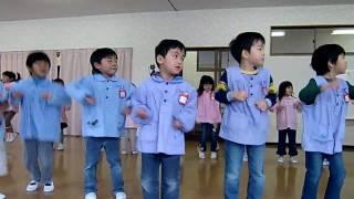 "Rui, ""ponyo"" dance"