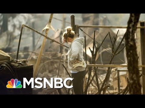 California Republicans Backed Tax Bill That Hurts Fire Victims | The Last Word | MSNBC