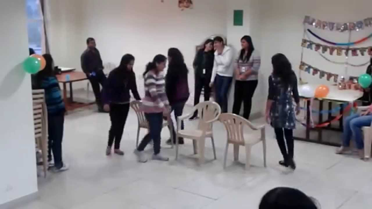 chair dance ritual song home studio music game of girls youtube