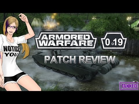 Armored Warfare 0.19 Balance 2.0 Review - It Needs a Lot of Work