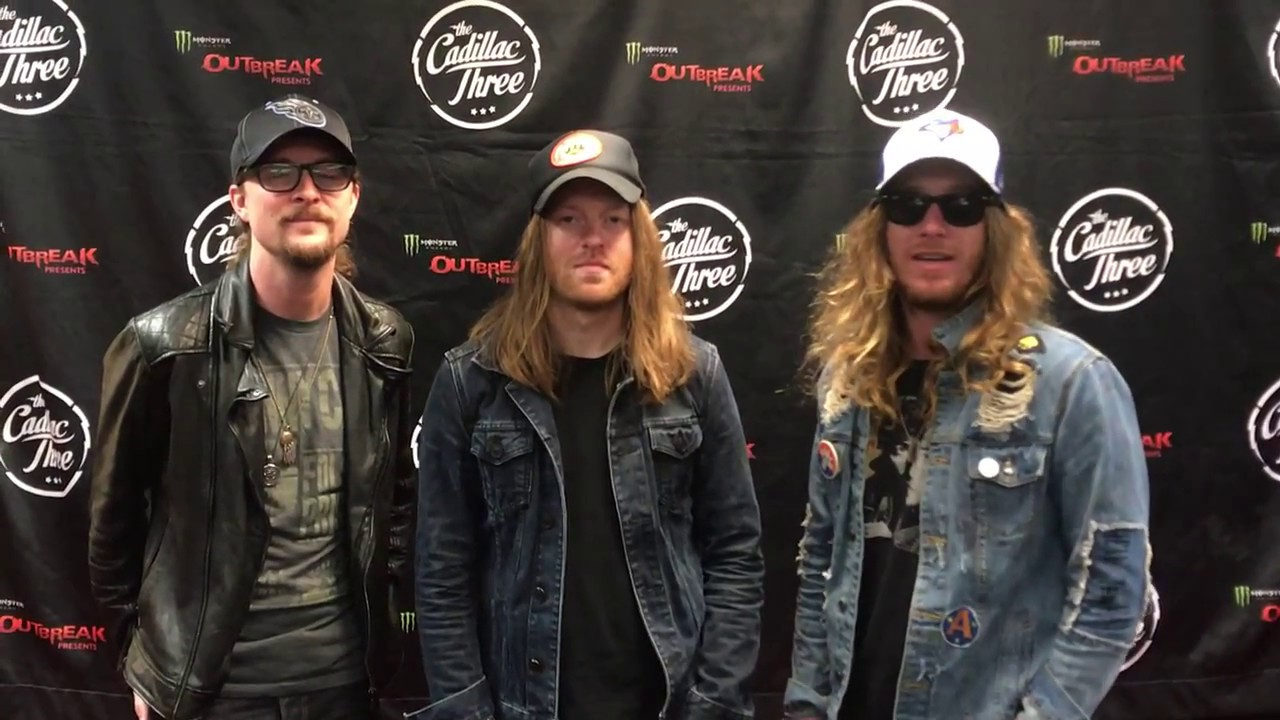 The Cadillac Three - Long Hair Don´t Care Tour 2017 - YouTube
