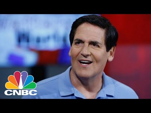 Mark Cuban Isn't Ready To Invest In Apple | CNBC