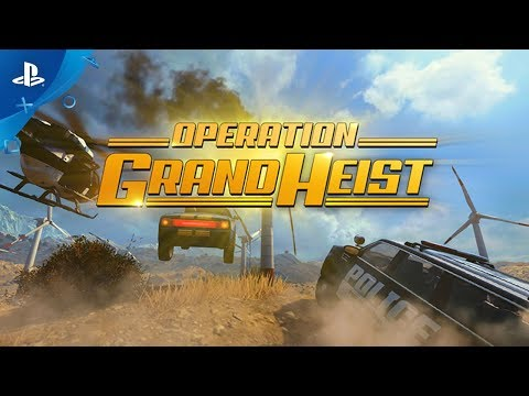 Call of Duty: Black Ops 4 - Operation Grand Heist Trailer | PS4 thumbnail