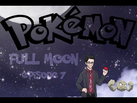 Pokemon Full Moon Episode 7 - Trouble at the Academy