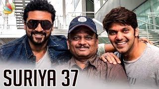 HOT : New Addition in Suriya's Next | K.V.Anand Movie, Arya | Latest Tamil Cinema News