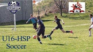 Wasatch CB vs La Roca NL - U16 HSP Soccer