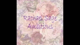 Watch Rachael Sage Ambitious video