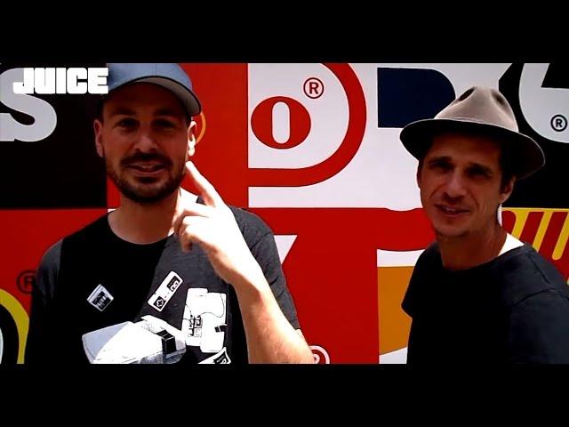 Roger & Schu - Gettin busy (prod. Maniac) // JUICE Premiere