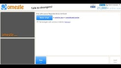 Fix Omegle Error with camera: Requested device not found Problem