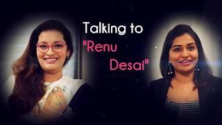 Gambar cover Actor Renu Desai - Motivational speech for mothers   Dr Mani Pavitra    Million Moms