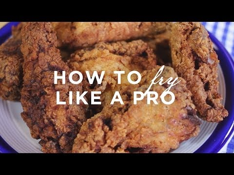 Learn To Cook How To Fry Like Pro