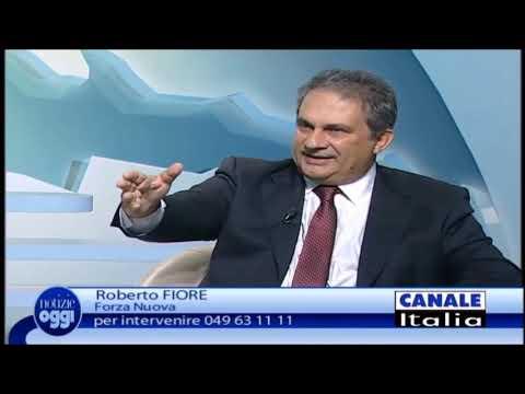 Roberto Fiore (FN): 'Dobbiamo tornare all'Istruzione che c'era fino al 1945'