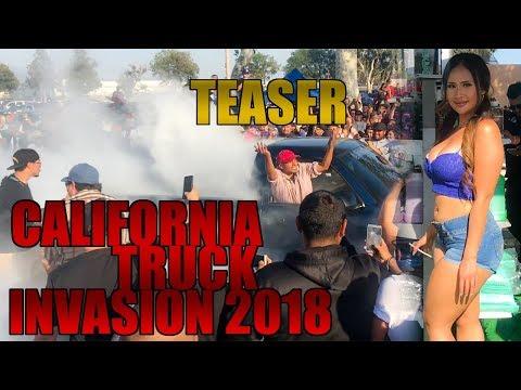 CALIFORNIA TRUCK INVASION 2018 | TEASER | COMO SE VIVIO EL CTI 2018? | RAMBOX DESIGN