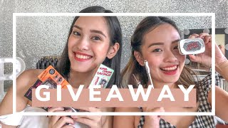 BENEFIT GIVEAWAY!! + Summer, Natural and Glam Makeup Looks with Hazel Quing! :)